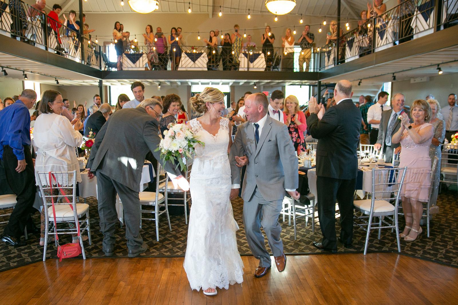 Nazareth Hall Wedding - Toledo Wedding - Ohio Wedding