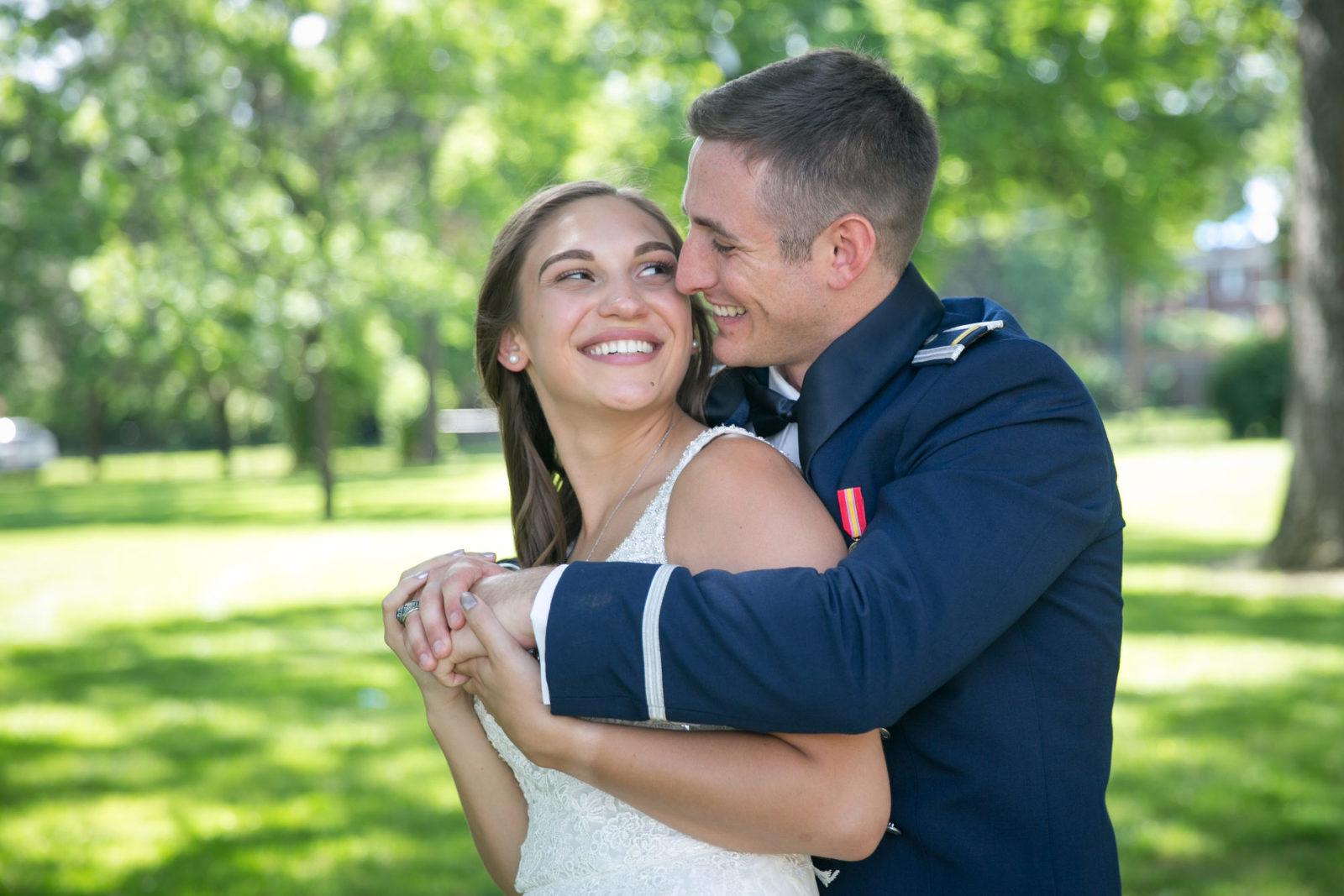 Toledo Wedding - Ohio Wedding - Michigan Wedding - Bride and Groom - Classic Wedding